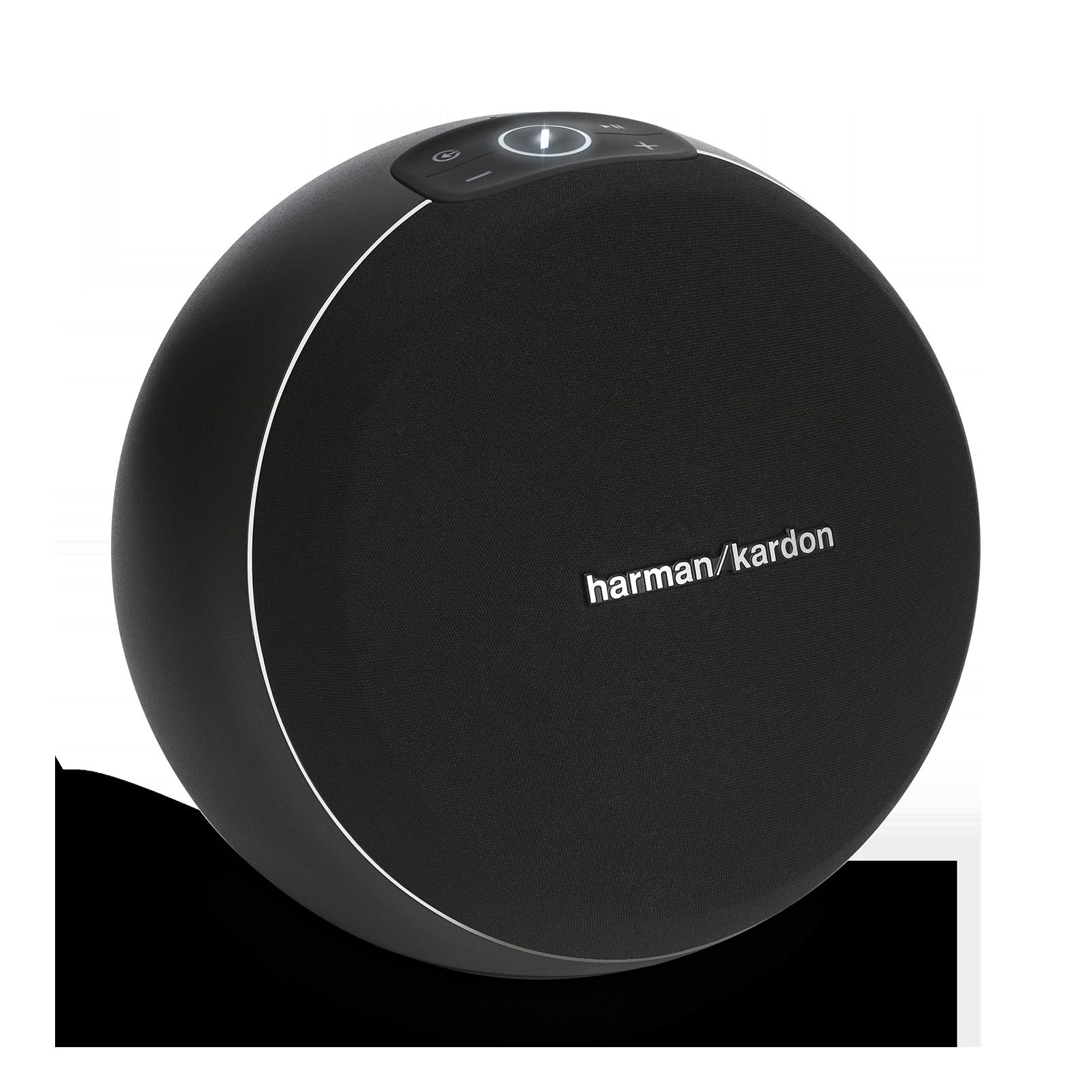 Omni 10 Plus - Black - Wireless HD speaker - Hero