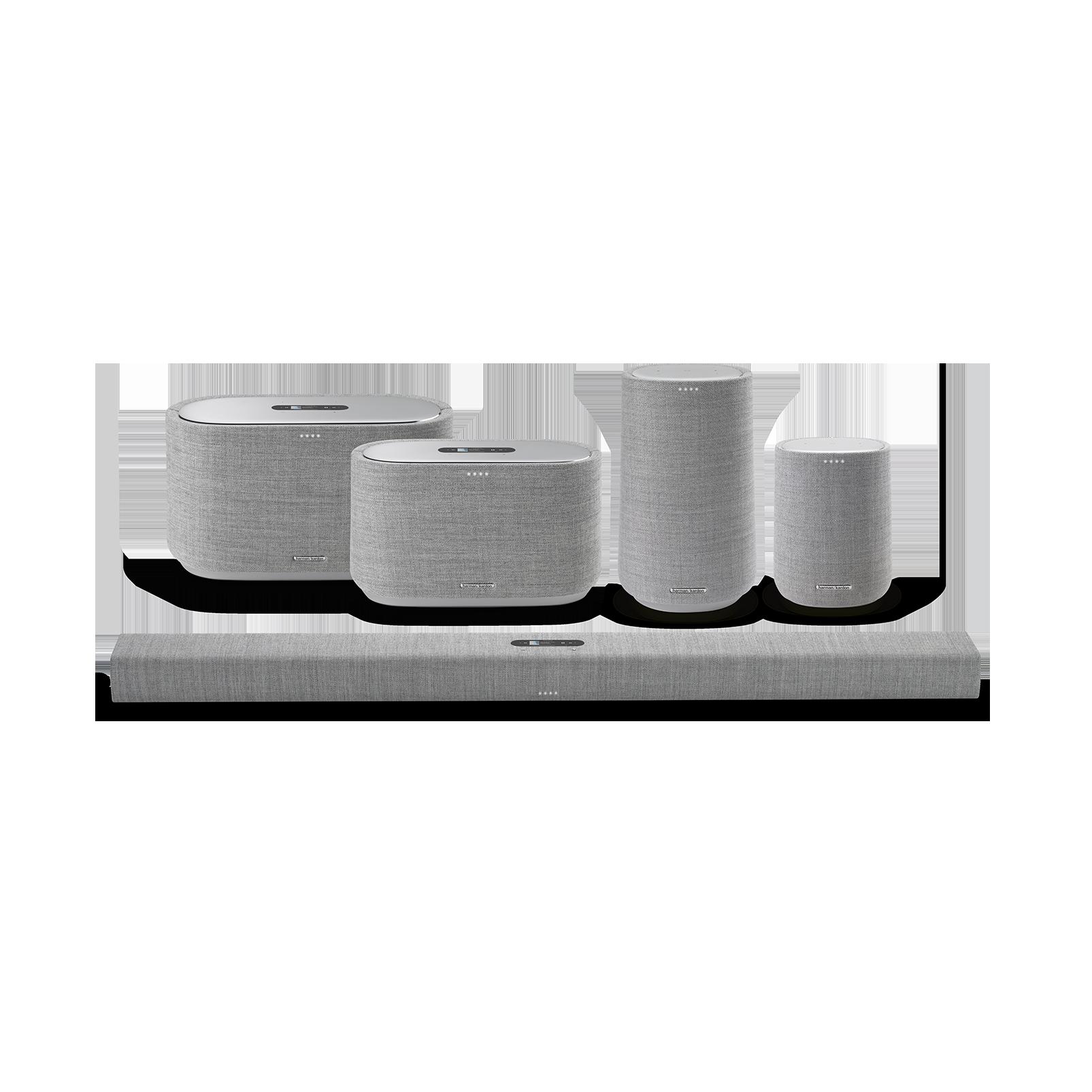 Harman Kardon Citation Bar - Grey - The smartest soundbar for movies and music - Detailshot 5